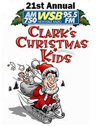 Clark Howard's 21st Christmas Kids, courtesy clarkhoward(dot)com
