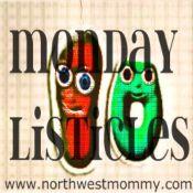 Monday Listicles