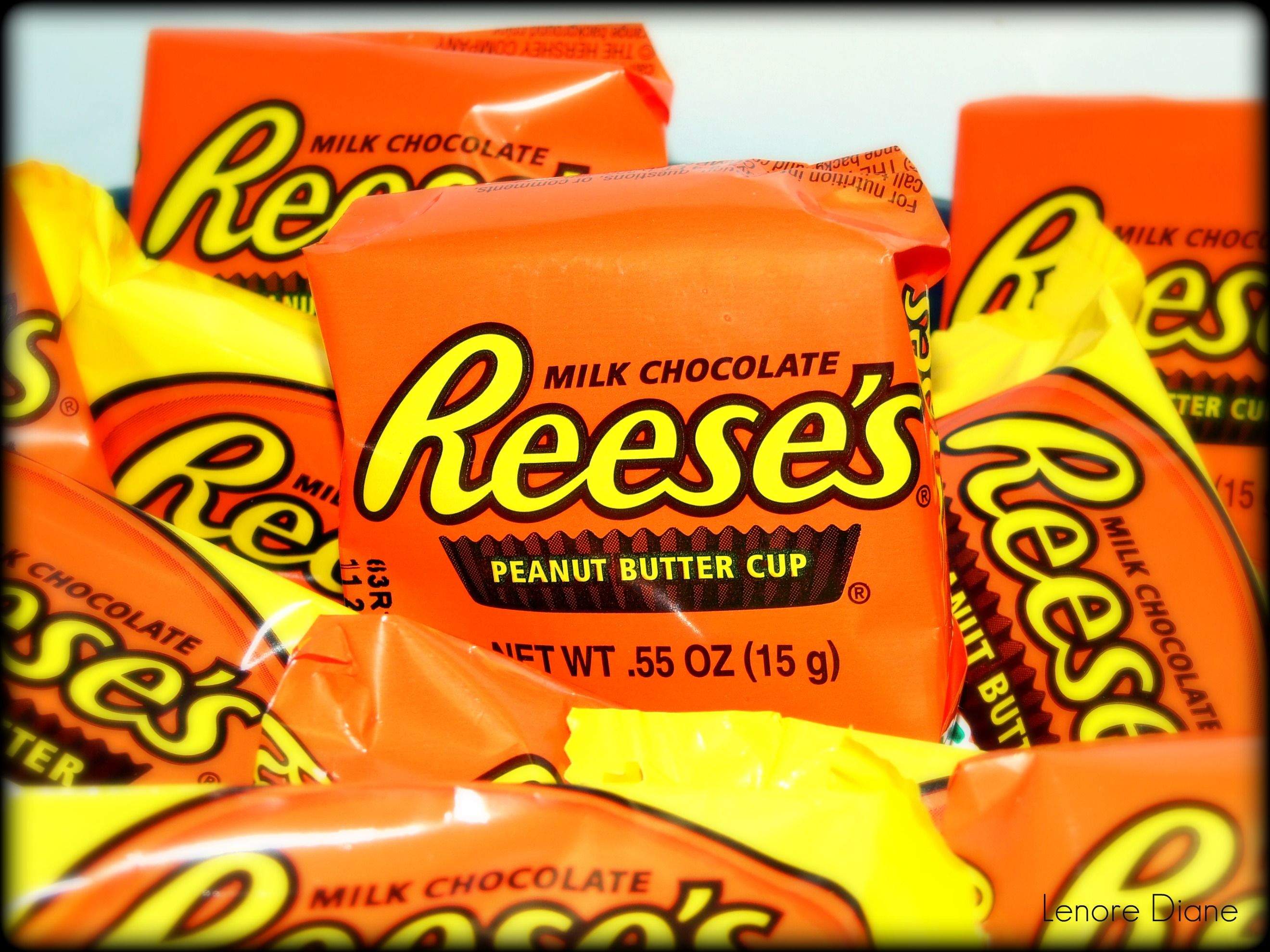 The gallery for --> Reeses Pieces Logo
