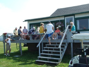 People at Amherst Shore 2012 (364)